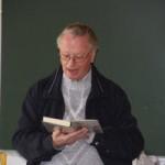 Lesepate Pfarrer Hermann Sturm